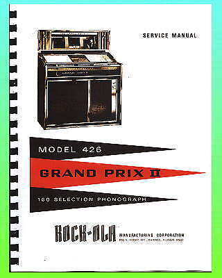 Rock-Ola 426 Service Manual