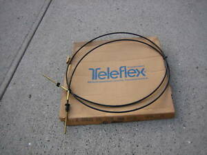 6FT OMC/JOHNSON/EVINRUDE/THROTTLE CONTROLCABLE T-FLEX