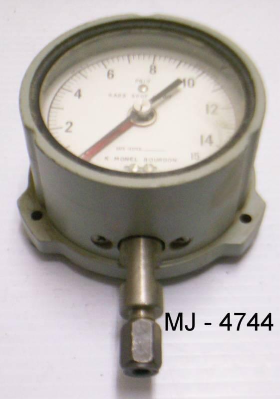 Weksler Instruments Gage -  P/N: SA23 3PCF LBWO (NOS)