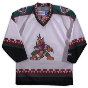 CCM Toddler Hockey Jersey Phoenix Coyotes Msrp $39.99   eBay