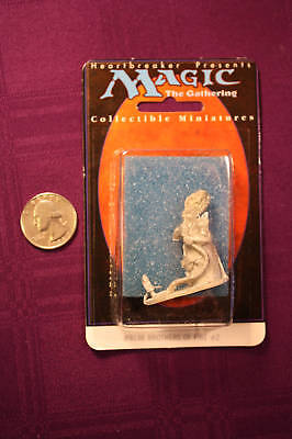 Mtg Miniature Pewter Mint 9138 Brothers Of Fire 2 Free Shipping