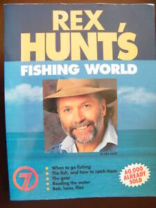 Rex-Hunt-039-s-Fishing-World-The-Fish-amp-How-To-Catch-Them-Bait-Lures-Flies-Softcove