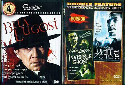 Bela Lugosi-bat-creeps-scared-corpse-ghost-zombie-3 Dvd