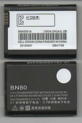 Lot 25 Battery For Motorola Bn80 Backflip At&t