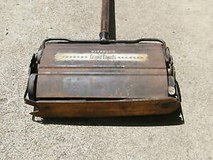 Vintage Bissell Carpet Sweeper