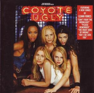COYOTE UGLY - SOUNDTRACK CD LEANN RIMES~SNAP~INXS~DON HENLEY~RARE BLEND ++ *NEW*