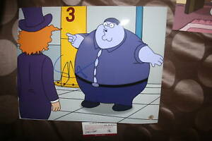 Family-Guy-Seth-Macfarlane-Signed-11x14-photo-DCCOA-PIC