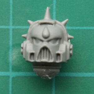 Blood-Angels-Death-company-Space-Marines-Helmet-Head-Warhammer-40K-Bitz-4578