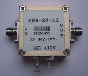 Frequency-Divider-0-1-12-0GHz-Div-24-FPS-24-12-New-SMA
