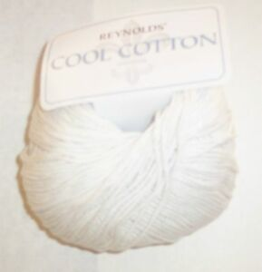 30-off-REYNOLDS-Cool-Cotton-Yarn-01-White