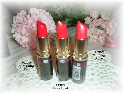 1 Max Factor Lasting Color Lipstick Some Rare