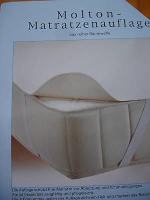 Matratzenauflage-Molton-Kalmuck  140 x 200 cm  Top Preis