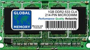 1GB-DDR2-533MHz-PC2-4200-214-PIN-MICRODIMM-MEMORIA-RAM-PER-PORTATILI