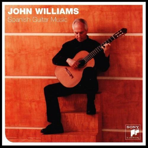 JOHN WILLIAMS - SPANISH GUITAR MUSIC D/Remaster CD FLAMENCO *NEW*