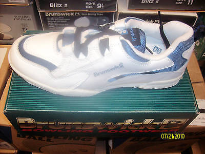 BRUNSWICK MEN'S BOWLING SHOES - Size 8.5 - New in Box