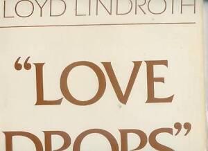 LLOYD LINDROTH LP ALBUM LOVE DROPS - <span itemprop='availableAtOrFrom'>DEVON, United Kingdom</span> - LLOYD LINDROTH LP ALBUM LOVE DROPS - DEVON, United Kingdom
