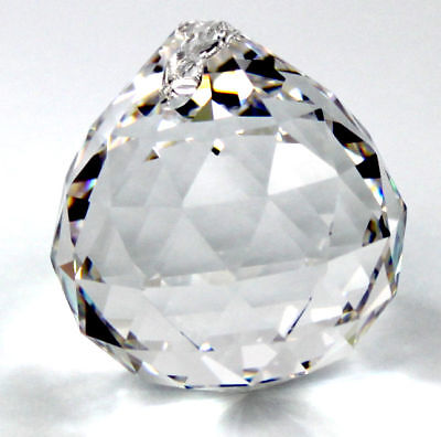 Kristallglas Kugel 40mm Bleikristall Kristall glas Regenbogenkristall Feng Shui