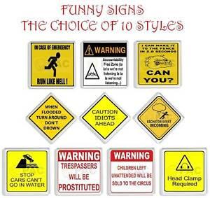 FUNNY-WARNING-FRIDGE-MAGNETS-CHOICE-OF-10