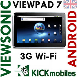BNIB-ViewSonic-ViewPad-7-Android-3G-Wi-Fi-Tablet-Phone