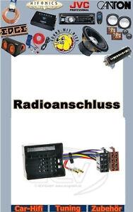 Autoradio ISO Anschluss Kabel Mercedes E Klasse W211 | eBay
