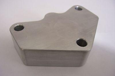Fits Stromberg 97 48 Ford Holley 94 Spacer Carburetor Block Off Riser Dummy A 1