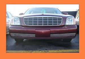 cadillac lower chrome grille kit 200 2005