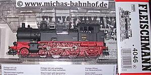 Br 76 0 Der DRG avec Dss Fleischmann 4046 1 87 H0 Neuf  Hv2 Μ