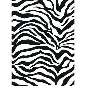 Black-White-Zebra-Wallpaper-KD1798-Kids-Animal-Skin-Wallcovering