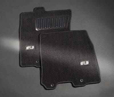 Toyota FJ Cruiser 2007 - 2010 Carpet Floor Mats -OEM NEW!