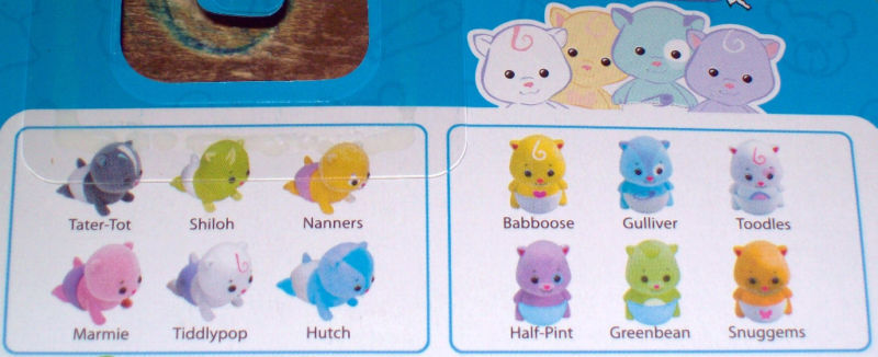 Zhu Zhu Babies Hamster Pets Adorable Baby Amp 3 Accessories