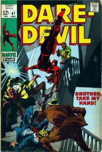 DAREDEVIL 47 F+ 1st 1964 SERIES RARE MARVEL SILVER AGE