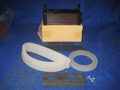 MGB ROADSTER or GT UPRATED  HEATER MATRIX & FITTING KIT 1962 - 1980  RC4/A3A