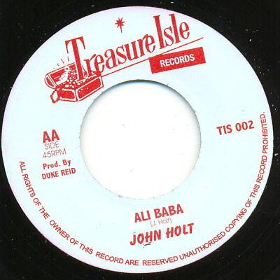 ** JOHN HOLT  ALI BABA  STEALING  BACK TO BACK BIG BOSS REGGAE ERA CLASSICS!!