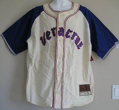 Limited Editionnike Untold Truth Josh Gibson Baseball Jersey Retro Shirtmen Xl