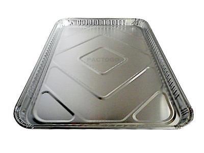 Full Size Sheet Cake Aluminum Foil Pan Heavy Duty 25 Pans