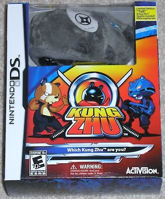Nintendo Ds - Kung Zhu Collector's Edition Hamster