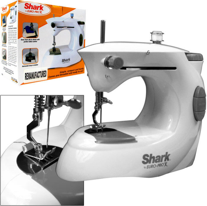 EuroPro 40A Sewing Machine EBay Simple Shark By Euro Pro X Sewing Machine