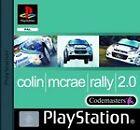 Colin McRae Rally 2.0 (Sony PlayStation 1, 2000) - European Version