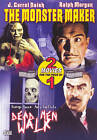 Monster Maker/Dead Men Walk (DVD, 2006)