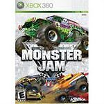 Monster Jam (Microsoft Xbox 360, 2008) - CHEAP PRICE FREE POSTAGE