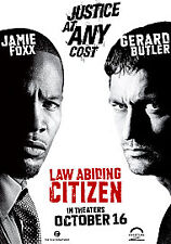 Blu-ray Law Abiding Citizen DVDs & Blu-rays