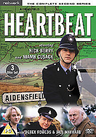 HEARTBEAT - THE COMPLETE SECOND SERIES NEW REGION 2 DVD