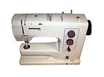 Sewing & Embroidery Combo Machine