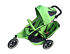 Phil & Teds Sport Apple Jogger Double Seat Stroller