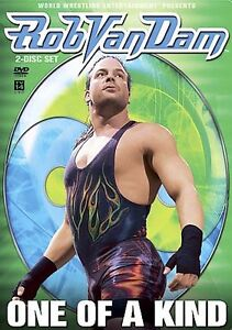 WWE - Rob Van Dam: One of a Kind (DVD, 2...