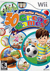 Family Party: 30 Great Games  (Wii, 2008) (2008)
