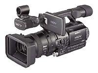 Sony-Handycam-HVR-Z1E-Camcorder-Black