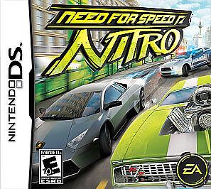 Need for Sd: Nitro (Nintendo DS, 2009) | eBay