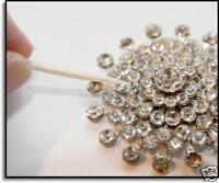 Vintage jewelry repair: How to re-glue rhinestones