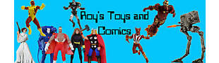 Roy's Toys and Comics